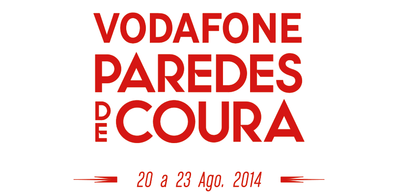 Vodafone Paredes de Coura 2014